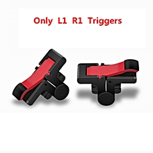 free fire pubg mobile l1r1 triggers gamepad for iphone android phone pugb mobil controller game pad l1 r1 aim key button trigger chsmall