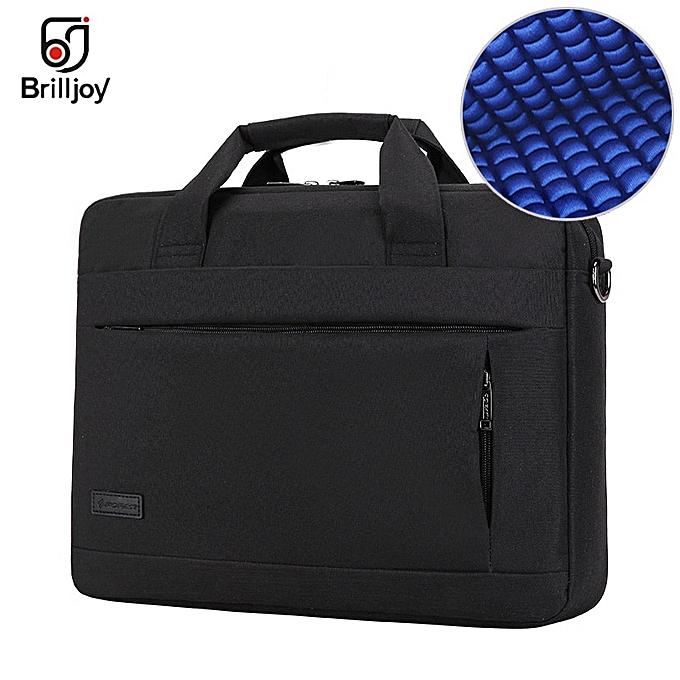 fd4c3d92f98f Brilljoy Men Women Travel Briefcase Bussiness Notebook Bag For Large  Capacity Laptop Handbag For 14 15