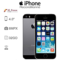apple iphone 5 - 16gb rom +1gb ram -8 mp- 4 inch - apple smartphones(refurbished )