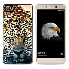 itel s31 (3pcs x phone case) silicone case, tpu anti-knock phone back cover for itel s31 - multi-color(leopard+lion+wolf)- jgci