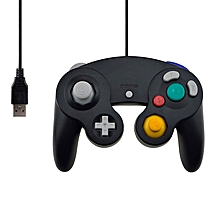 wired usb/gc controller for ngc gamecube console laptop computer for nintend ngc gamepad controle pc gc handheld joystick fcshop