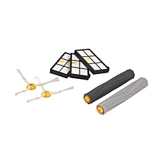 sweeping robot accessories side brush filter set
