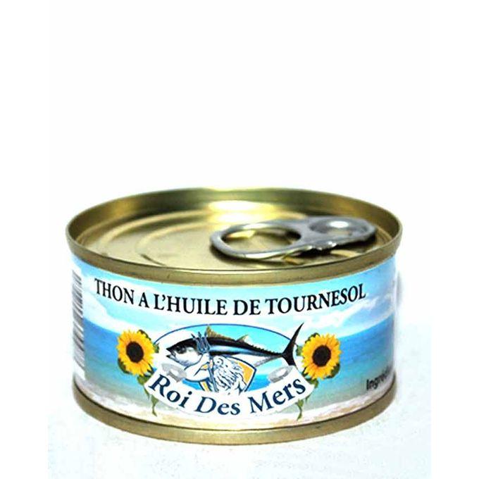 Thon Huile 80G Roi Des Mer