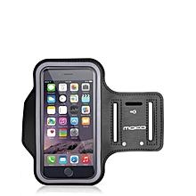 brassard de sport pour smartphone sports sweatproof etui armband  pour s3/s4/iphone 4,4s,5s,5c,5 - noir