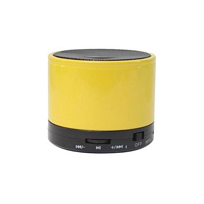 bluetooth haut parleur musique sans fil portable mini led