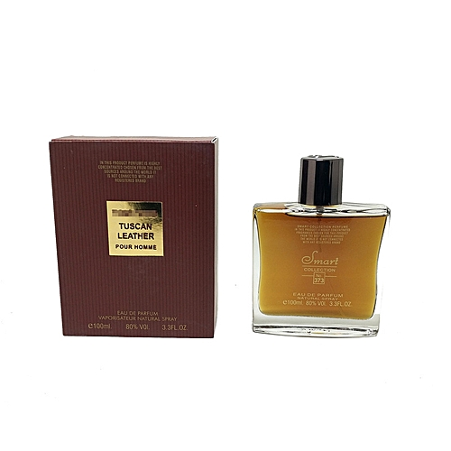 Smart Collection Eau De Parfum Homme Tom Ford Tuscan Leather 100ml