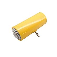 equivalentt 3.5mm music player stereo speaker for ipod iphone6 plus note4 cellphone ye