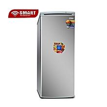 congélateur vertical 6 tiroirs - stcd-335h - 180 litres - 12 mois garantie - argent