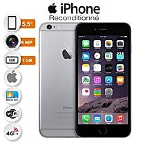 "iphone 6 plus - 5.5"" - 1go ram - 16go rom - 8mpx - space.g/ article reconditionné - garantie 3 mois"
