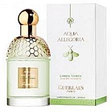 fe2e49752c2 Aqua Allegoria Limon Verde - 75 Ml - Eau De Toilette Pour Femme - Blanc