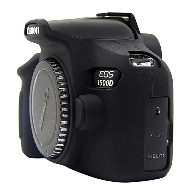 1300d For black Canon Prix Ci Protective Jumia Pas Eos 1500d Puluz Soft Generic Silicone Cher Case qxa8UvXw
