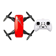 co s9 mini rc drone 2.4g 4ch 6axis onekey headless retour hélicoptère pliable