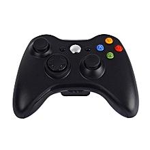 or manette de jeu sans fil pour xbox 360 de couleur gamepad joypad-black.