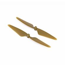 or abs gris ab prop hélices lames cw/ccw pour remplacement pour hubsan h501s