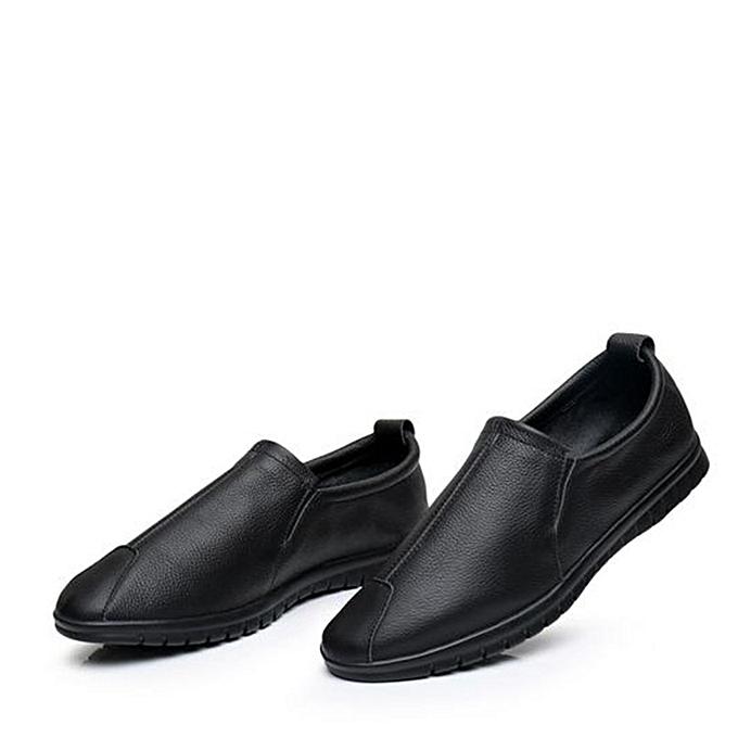 2f2387c4d1f69d Fashion Mocassin Pour Homme - Noir - Prix pas cher | Jumia CI