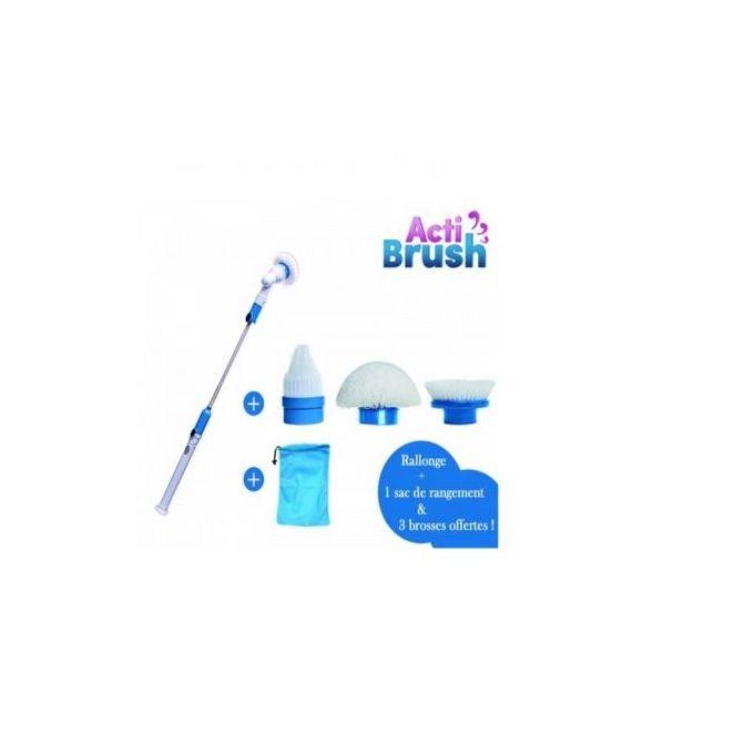 Actibrush - Bleu/Blanc