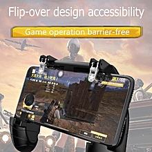 smartphone handle wireless joystick remote control controller l1r1 fire shooter accessories for xiaomi iphone for pubg game fcshop