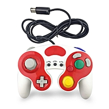 for nintendo console gamepad for ngc wired controller with usb/gc port for pc for mac for wii computer fcshop