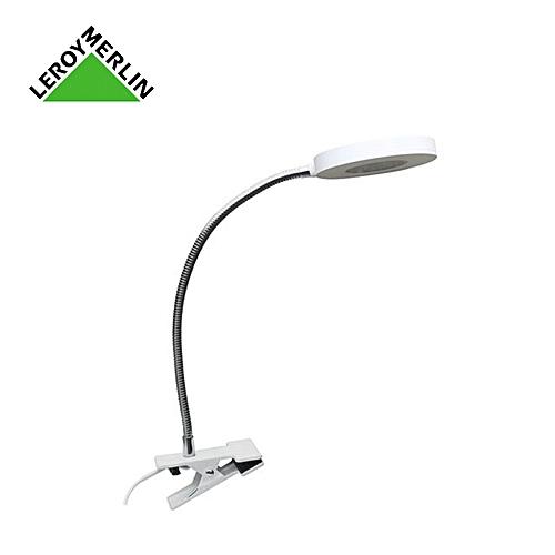 leroy merlin lampe de bureau pince articul e haut. Black Bedroom Furniture Sets. Home Design Ideas
