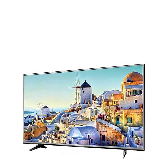 lg tv lg 65uj630 smart 4k 65 pouces webos 3 wifi. Black Bedroom Furniture Sets. Home Design Ideas