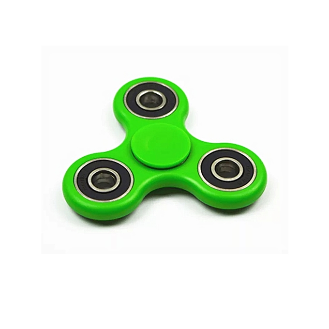 accessoire utile hand spinner r ducteur de stress soulage l 39 anxi t et l 39 ennui vert au c te. Black Bedroom Furniture Sets. Home Design Ideas