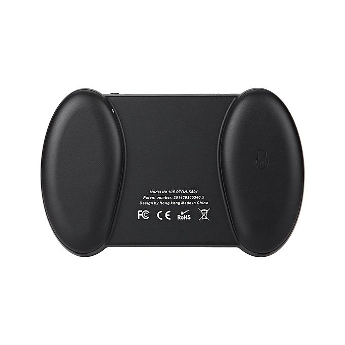 clavier qwerty avec souris tactile int gr e 2 4ghz viboton. Black Bedroom Furniture Sets. Home Design Ideas