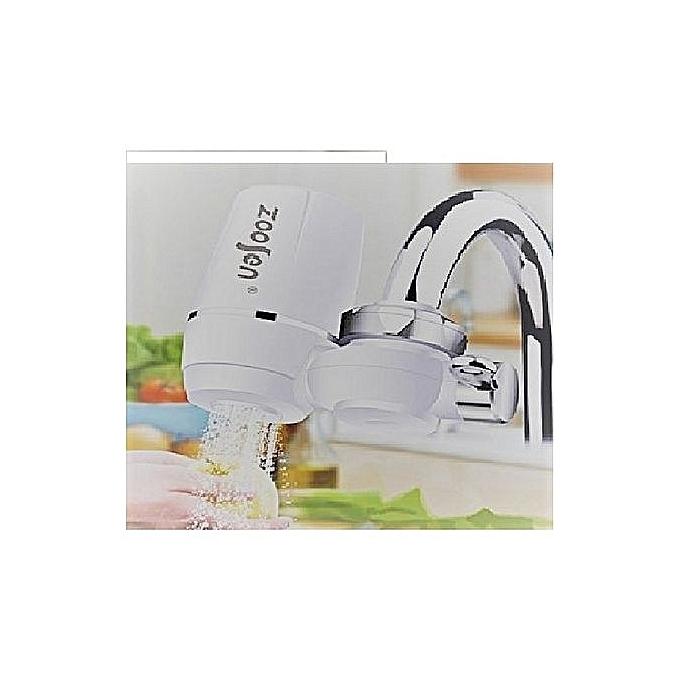 no brand filtre et purificateur d 39 eau pour robinet blanc au c te d 39 ivoire prix pas cher. Black Bedroom Furniture Sets. Home Design Ideas