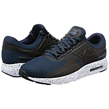 the best attitude 9b54b e6a13 Basket Air Max Zéro Homme - Bleu Gris Blanc