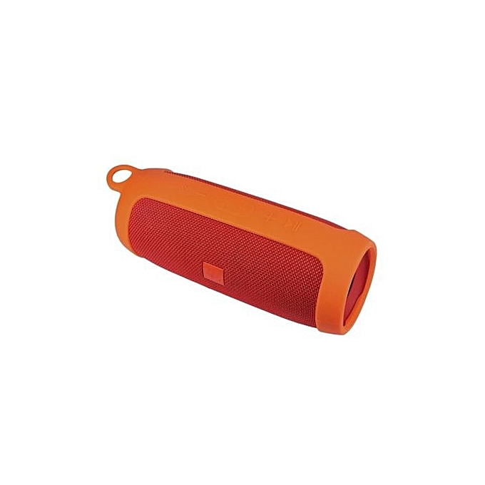 Generic Speaker Silicone Wireless Bluetooth Speaker Cover Case Bag Protect For JBL Charge3 OR-orange au Côte d'Ivoire à prix pas cher  | Promotion  Anniversaire