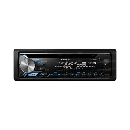 Poste Auto CD-R/CD-RW - RADIO - USB - Bluetooth - Noir
