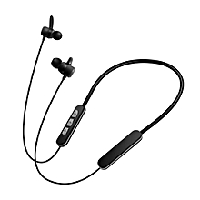bt-kdk58 in-ear wire control sport magnetic suction wireless bluetooth earphones with mic, support handfree call, for ipad, iphone, galaxy, huawei, xiaomi, lg, htc and other smart phones(black) xyx-k