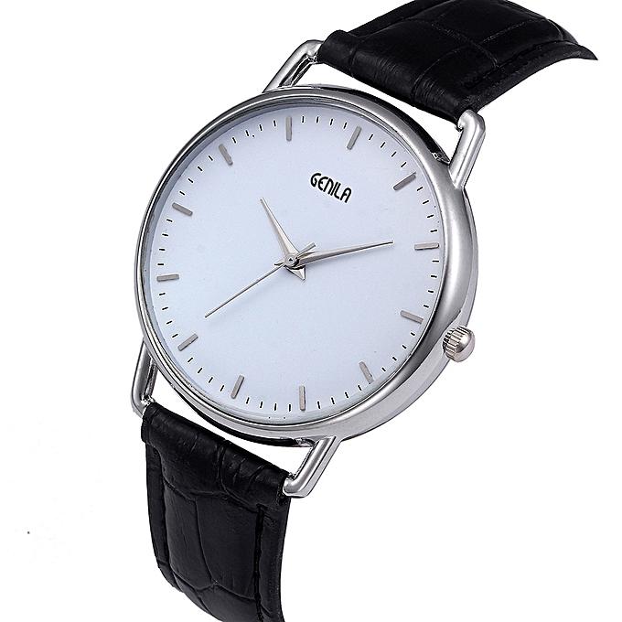 Mode hommes num rique montre bracelet analogique quartz for Antenne interieur numerique