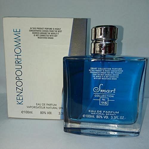 de9990af79 Smart Collection Eau De Parfum Pour Homme - 100ml - Blanc/Bleu ...