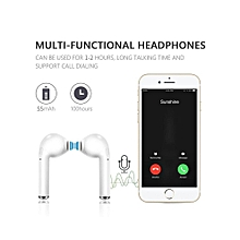 hbq-i7 double ear mini bluetooth headsets earbuds wireless headphones earphone earpiece air pods for apple iphone android air pods xyx-k