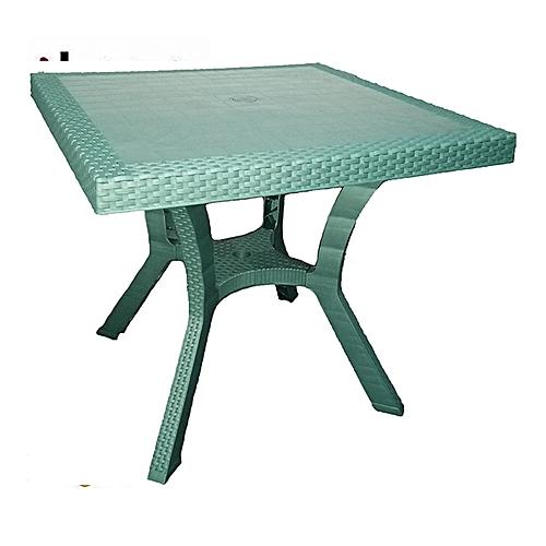 Renover Table Jardin Plastique Vert - Maison Design - Wealthifly.com