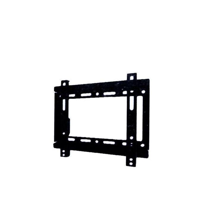support support mural compatible tv ecran plat 14 a 42 pouces noir acheter en ligne