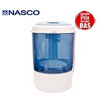 machine à laver semi-automatique mtt30-wp1604  - bleu/blanc - garantie 12 mois