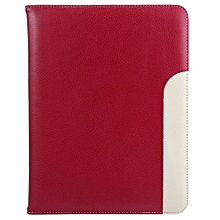 ultra slim leather magnetic smart cover case with stand function for ipad 2 3 4