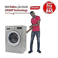 machine à laver  stml-7sv - 7kg - gris - garantie 6 mois