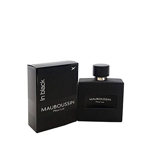 Mauboussin Man In Black Eau De Parfum 100 Ml Pour Homme Prix