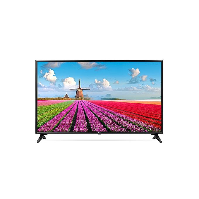 lg tv led lg 49 pouces full hd tv classe nerg tique a prix pas cher jumia ci. Black Bedroom Furniture Sets. Home Design Ideas