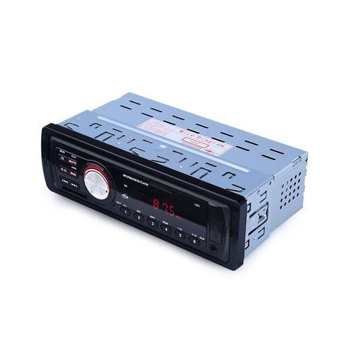 5983 Car Audio Stéréo 12V Lecteur MP3 Support FM Radio USB SD AUX - Noir