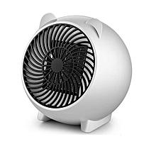 chauffage électrique portable mini ventilateur mini bureau ue blanc