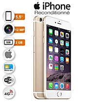 "iphone 6s plus - 5.5"" - 12 mp - 16 go - 2 go - or - reconditionné - garantie 3 mois"