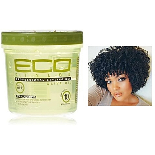 ECO STYLER Gel Coiffant Tenue Extra Olive Oil Sans Sulfate 473ml ... 74377373ecb