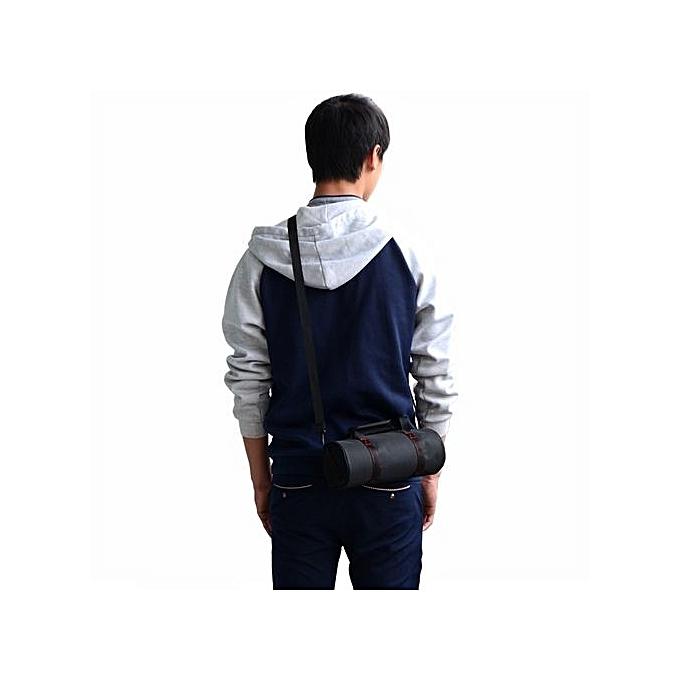 Generic Speaker Carry Portable Protect Case Cover Bag Pouch For JBL Pulse2 Pulse 2 Speaker BK-Black au Côte d'Ivoire à prix pas cher  | Promotion  Anniversaire