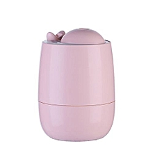 new creative water whale humidifier three-in-one new strange automatic power off protection pink