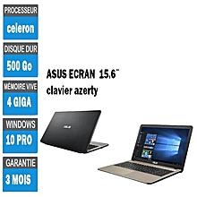 Ordinateur Portable HP - 500 4go Ecran 15,6 quot  - Celeron - Noir e864894f1105