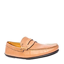 Mocassins Chaussure Bateau Details Moustache - Beige c24d462292a9