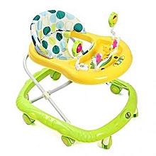 1b1dfe6e78b2e Marche-bébé Coupe Classique Avec Tablette Musicale De Jeux - Multicolore